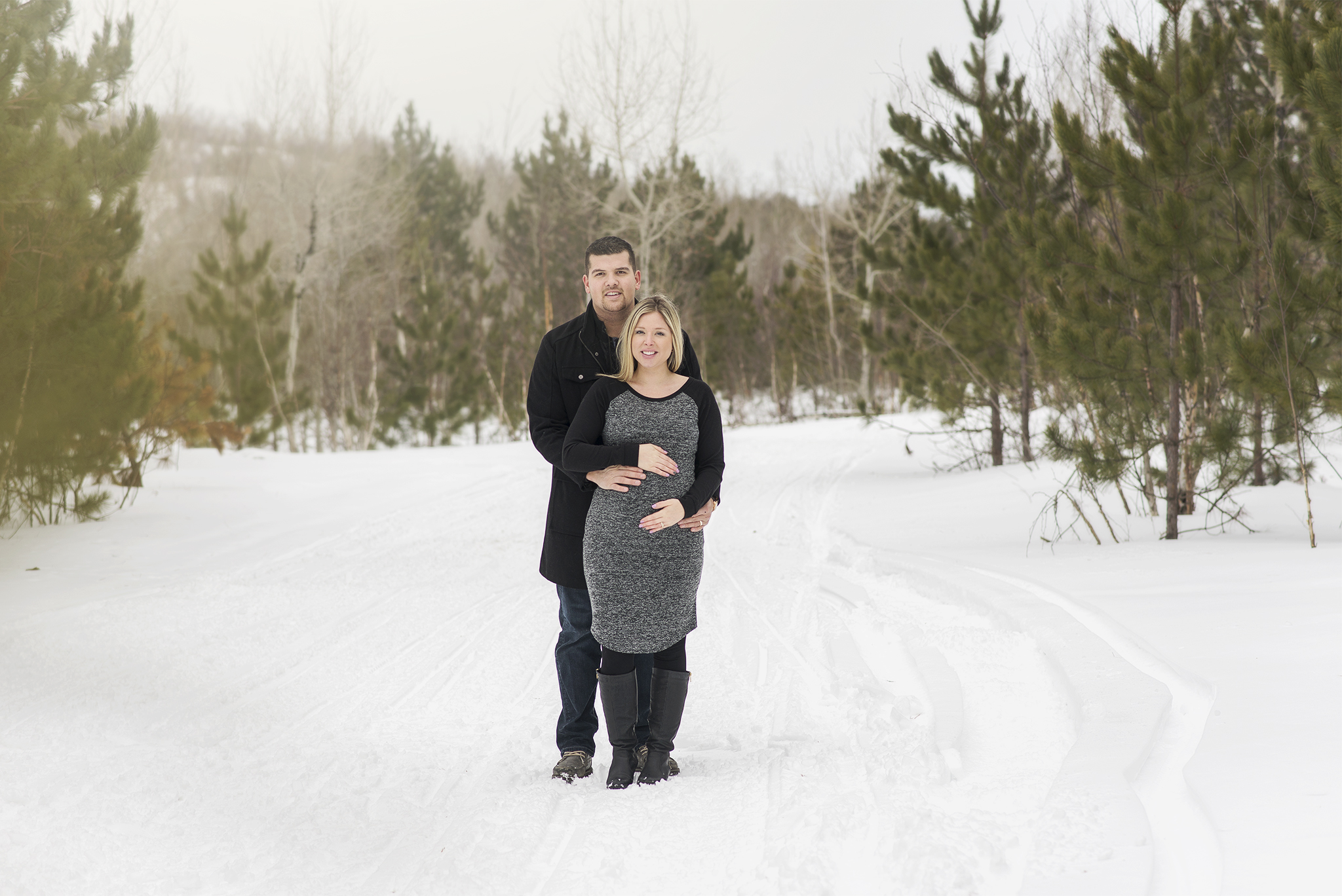 Couple's Maternity photography