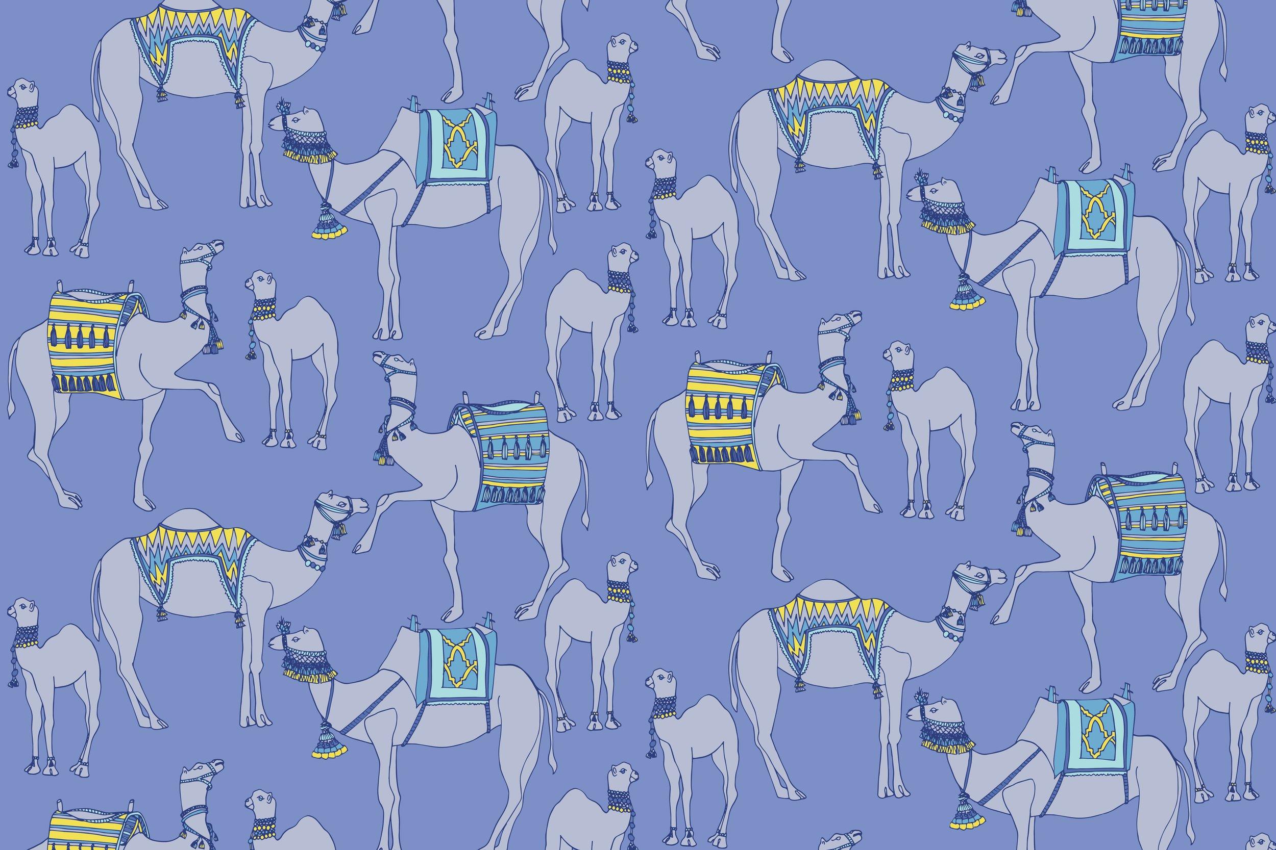 Palace Blue