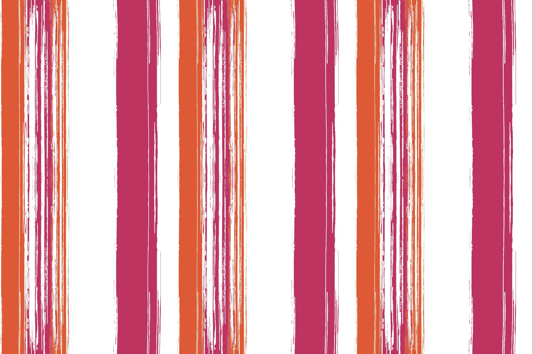 Raspberry/Orange