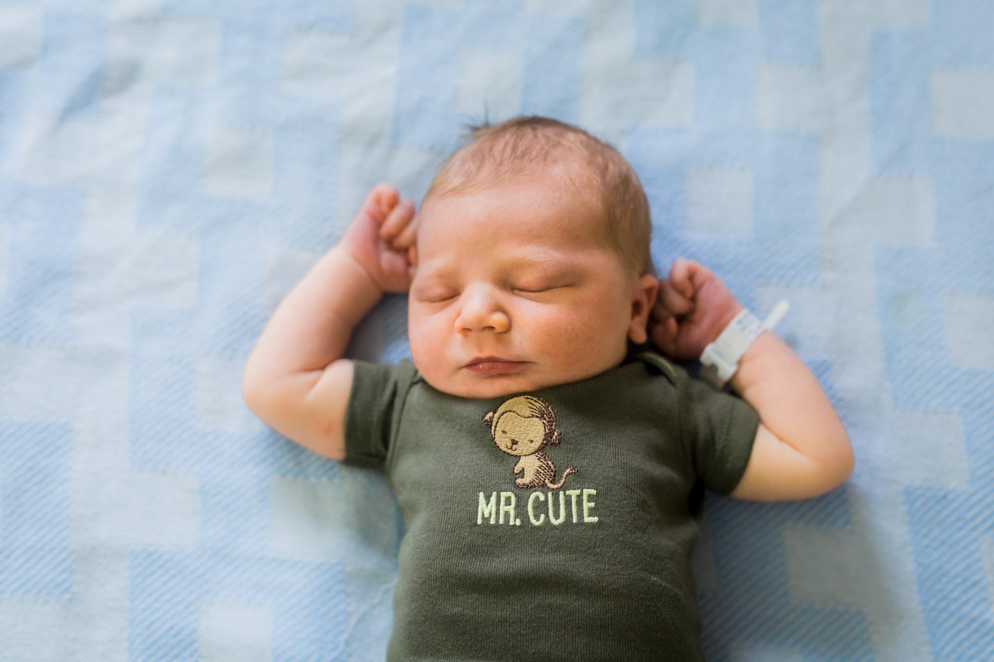 Chilliwack Lifestyle Newborn Photographer