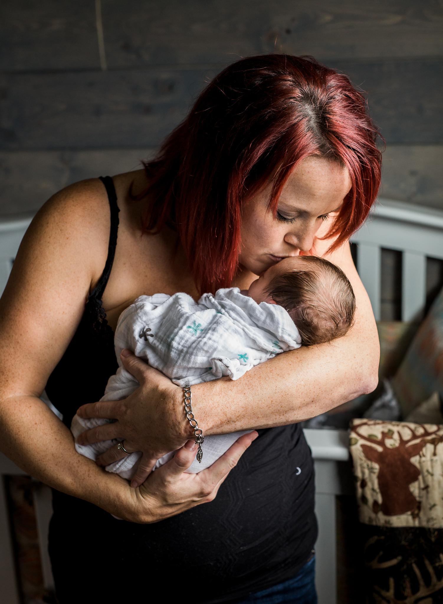 Vancouver Lifestyle Newborn Photographer