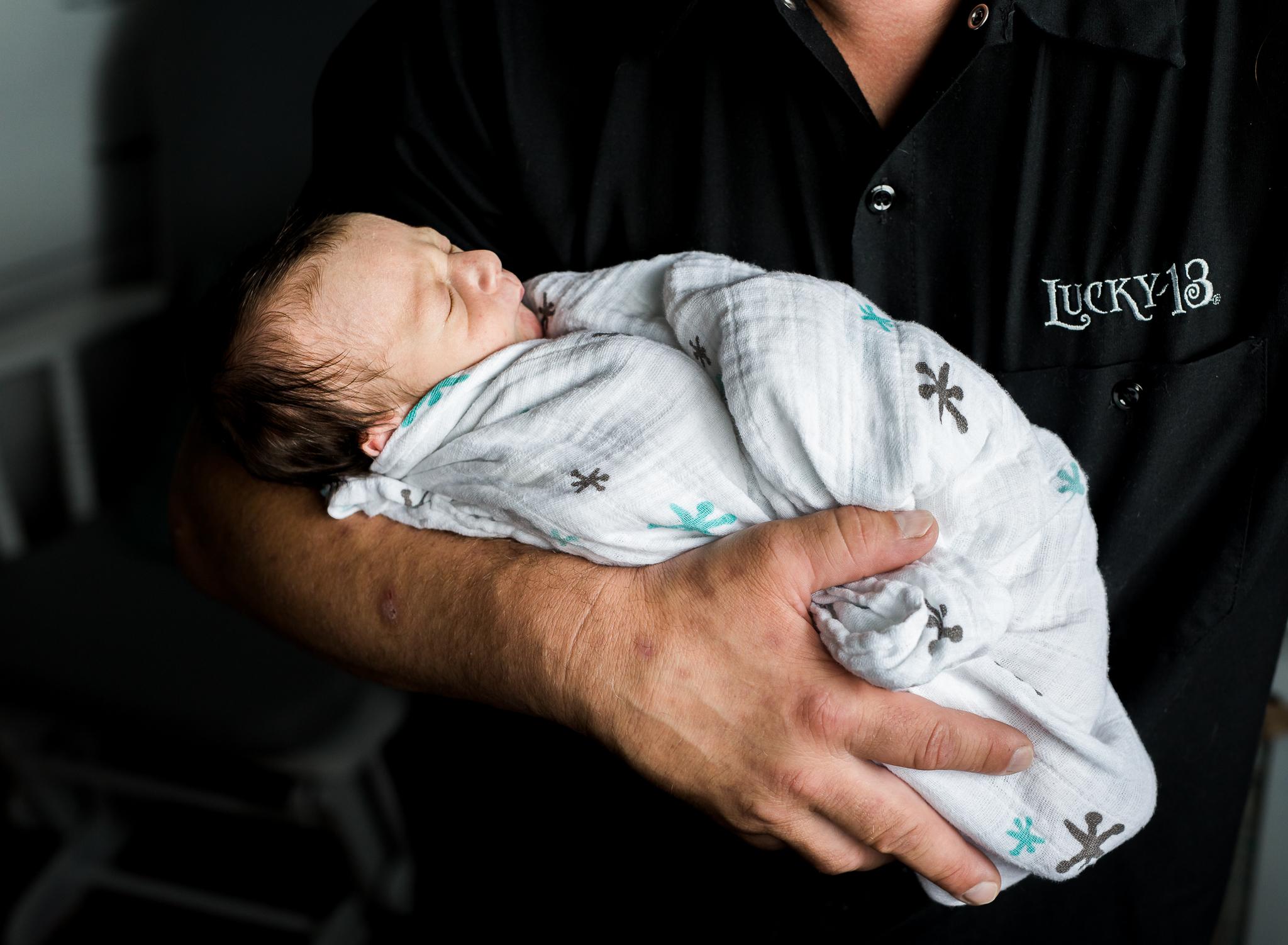 Vancouver Chilliwack Newborn Documentary Photographer