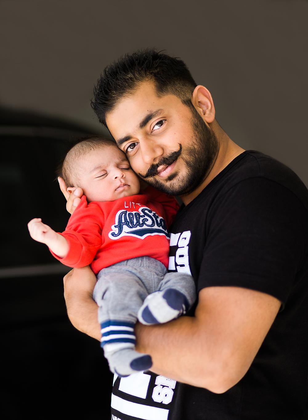 Chilliwack Newborn Documentary Family Photographer