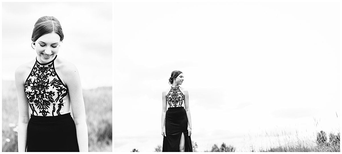 abbotsford-british-columbia- prom photographer- graduation photographer- senior photography- prom- girl walking down trail in formal gown- claudia-wyler-photography