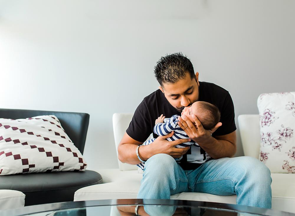 Abbotsford Newborn Family Documentary Photographer