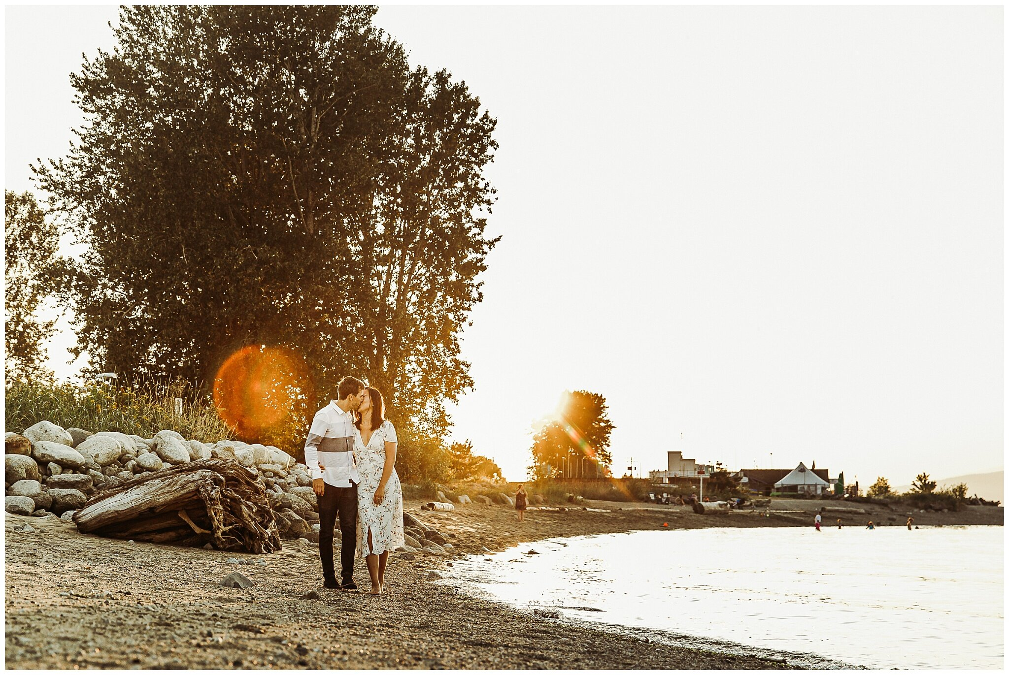 Vancouver Spanish Banks Engagement Photographer City Skyline Romantic Couples_0013.jpg