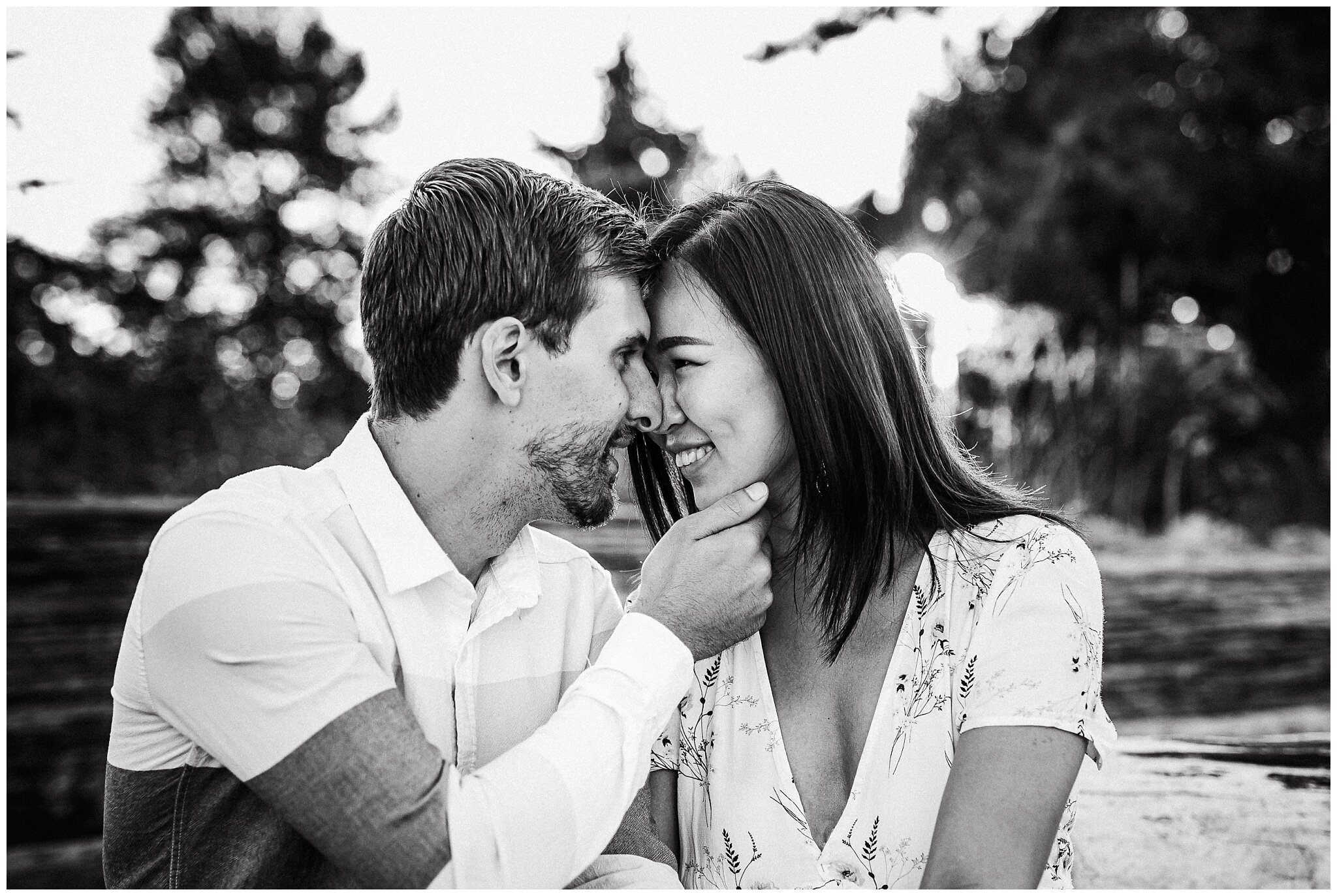 Vancouver Spanish Banks Engagement Photographer City Skyline Romantic Couples_0016.jpg