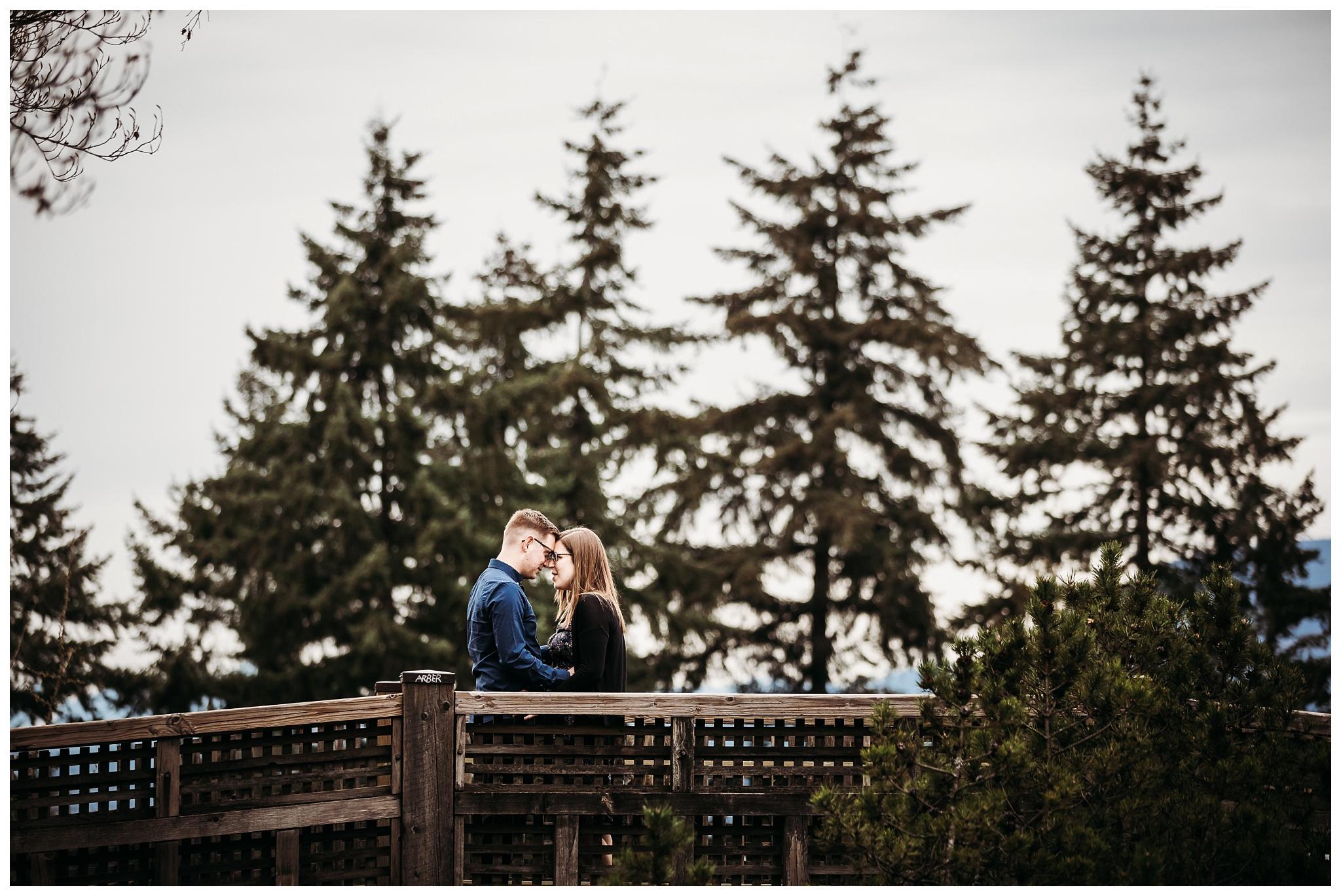 Queen Elizabeth Park Spring Engagement Photography Cherry Blossom Photos Couple Romantic_0004.jpg