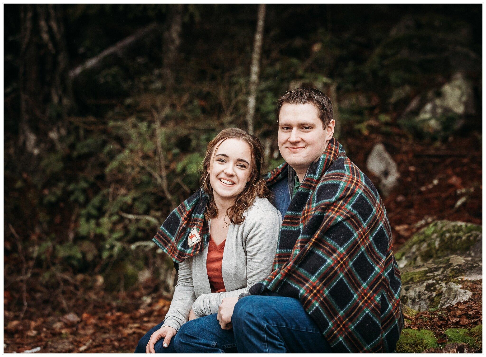 Chilliwack Lake Rainy Winter Engagement Photography Session Couples Photographer_0002.jpg