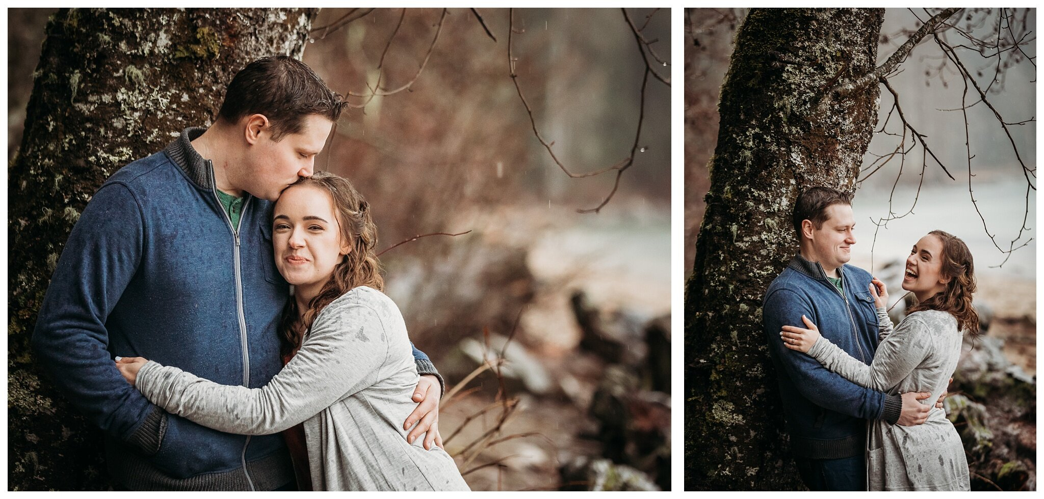 Chilliwack Lake Rainy Winter Engagement Photography Session Couples Photographer_0008.jpg