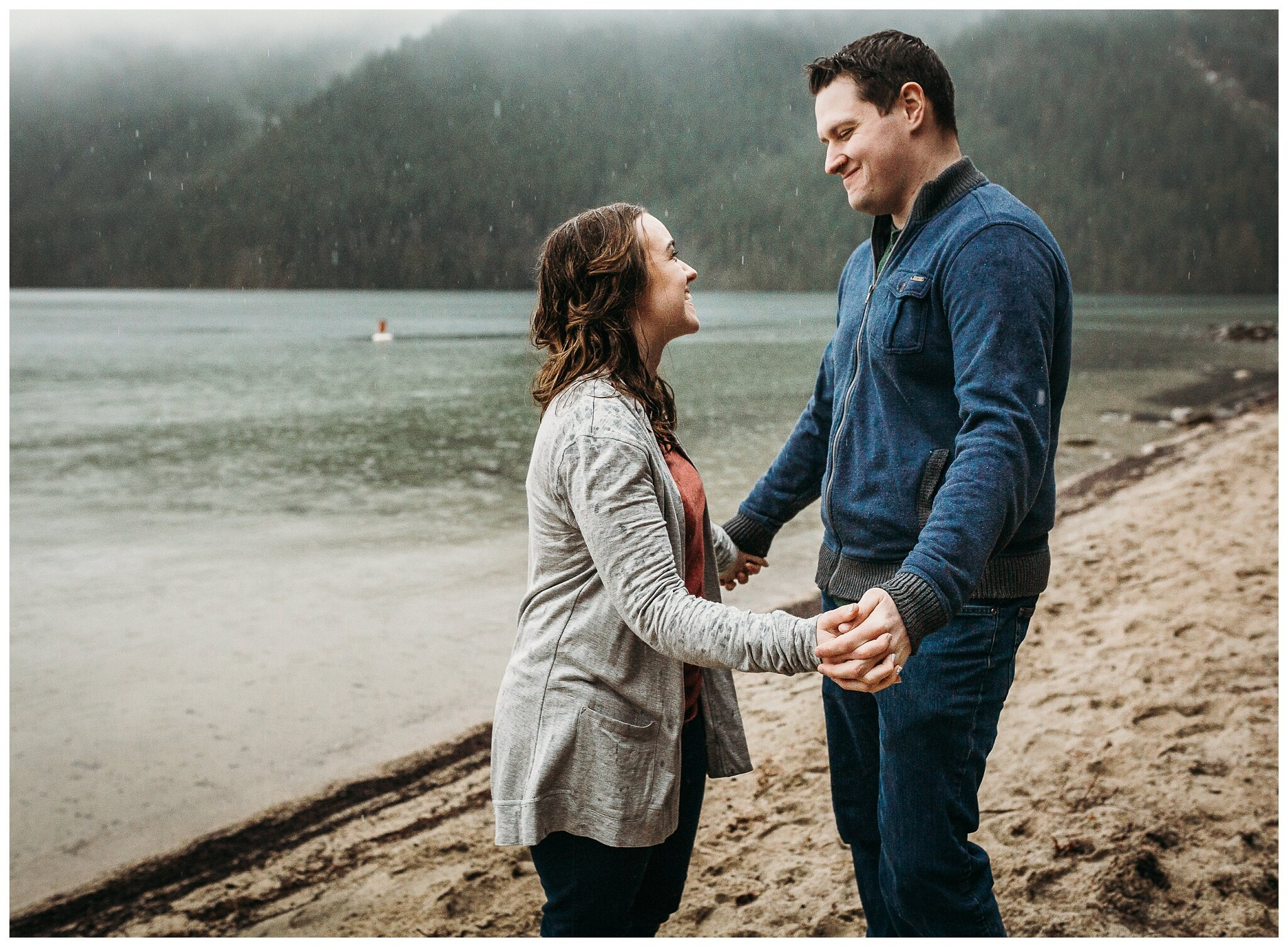 Chilliwack Lake Rainy Winter Engagement Photography Session Couples Photographer_0017.jpg