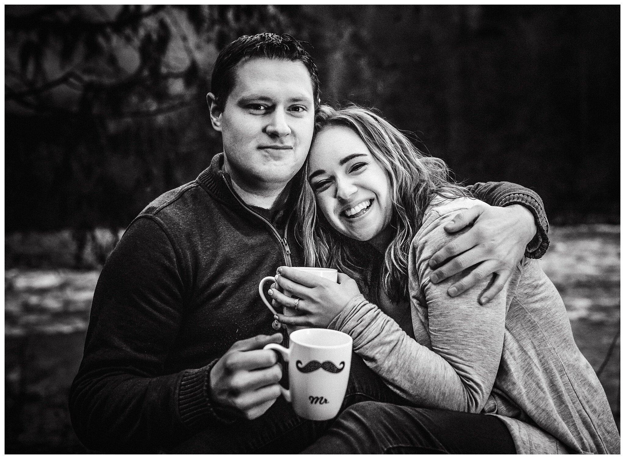 Chilliwack Lake Rainy Winter Engagement Photography Session Couples Photographer_0021.jpg