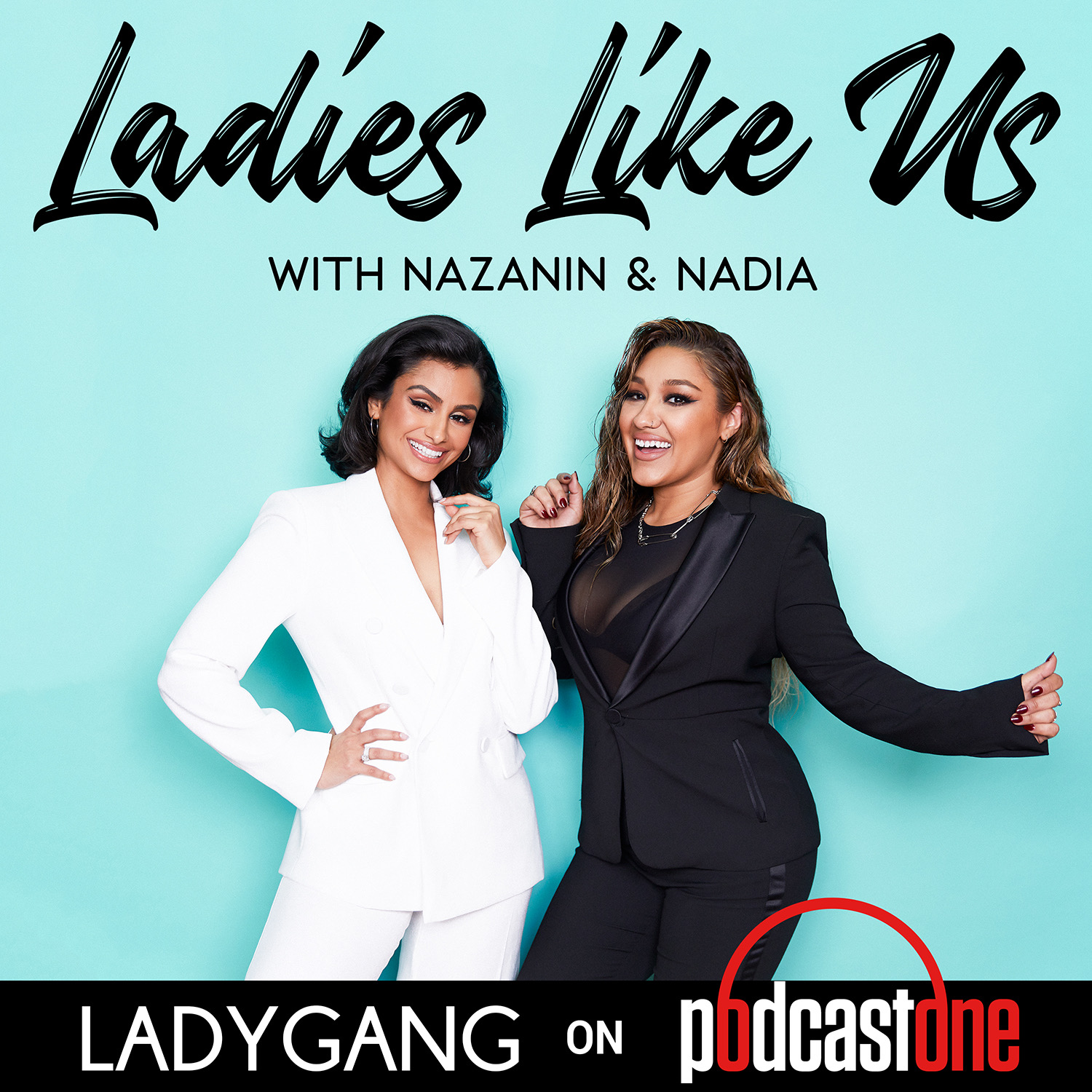 Ladies Like US - Get a relatable and unapologetic view on life, as Nazanin and Nadia provide modern-day women's perspectives on the universal issues we face. Dive into the joys, struggles and laughter around love, friendships, personal principles, double standards, plastic surgery, societal expectations, marriage and more. Plus, special guests will drop by to add their take on these conversations.