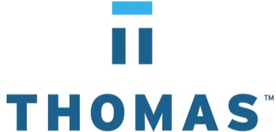 Thomas.com logo.