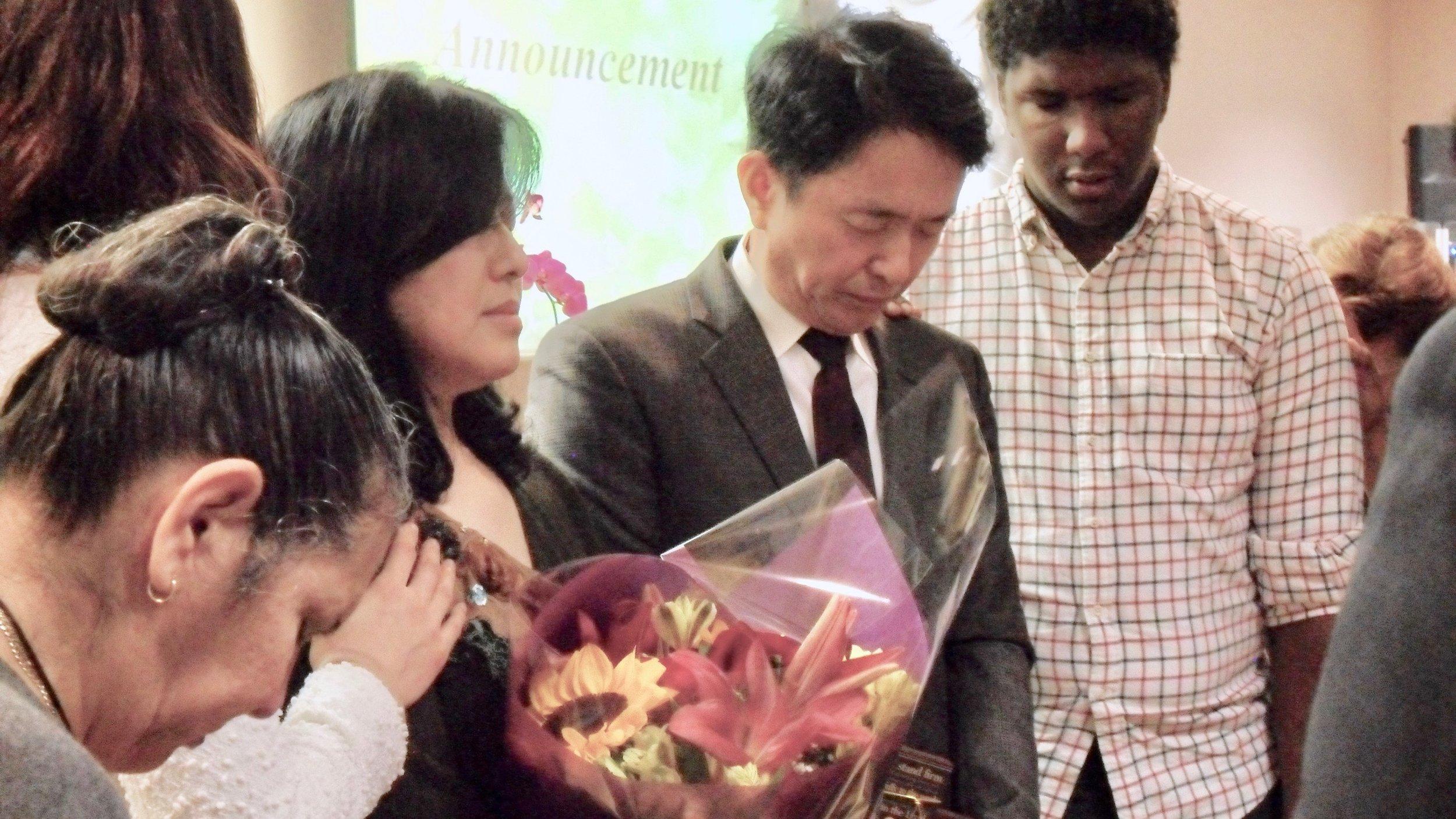 Senior Pastor Rev. Philip Park & Ruth Jaesook Lee