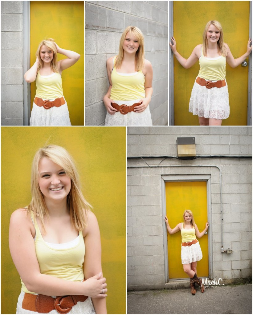 MachC Photography Senior Session
