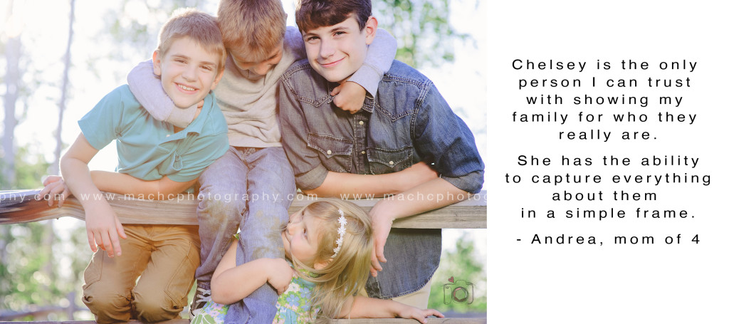 what your friends are saying - reviews camas family photographer