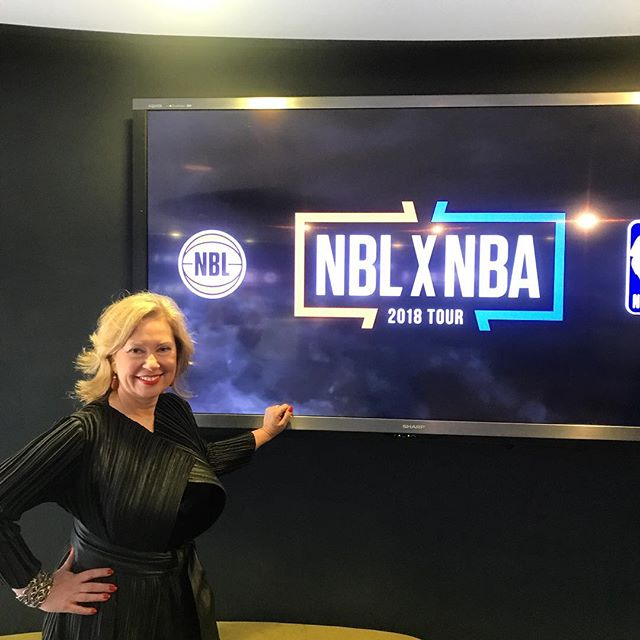 Sneak Peak... stay tuned! #nbl #nba #announcement  #27.6.18 #nblxnba
