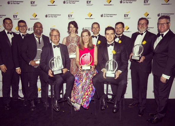 Big congratulations to the EY Entrepreneur of the Year National Award Recipients, Finalists and participants in 2018! Thank you for your inspiration!  It has been an honor to participate in the judging panel and I look forward to supporting in Monaco.  @ernstyoung @meccacosmetica @johorgan.mecca @austradeofficial @dfat @qantas #EmpowerTheFuture #YouAreTheFuture
