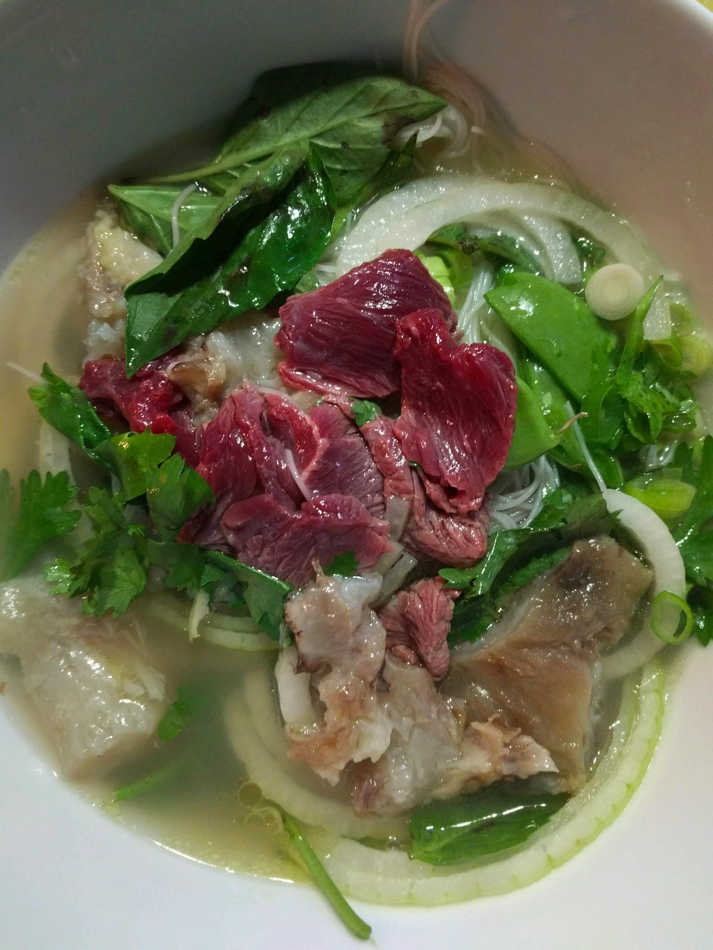 Recipes - Yak PhoYak Stir Fry