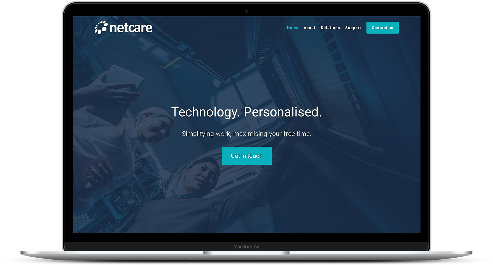 About Netcare - Netcare are an IT services provider with a strong base in the medical sector servicing businesses across the Auckland region since 1999.Talk to Netcare if you want an IT provider that takes customer service seriously.