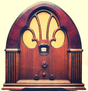 Image via WZMO FM 104.7 - Broadcasting Old Time Radio every week day.