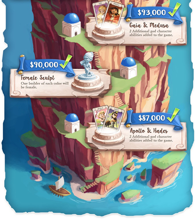 Santorini  by Roxley Games