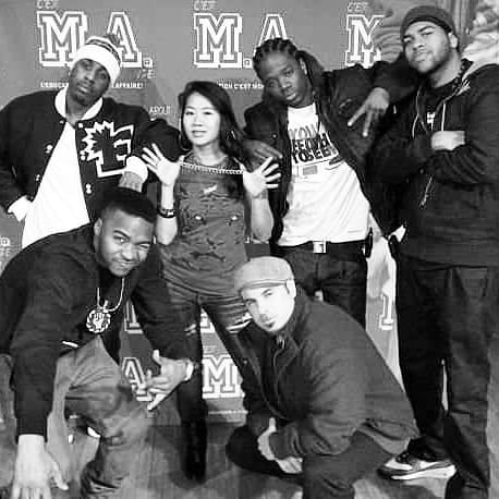 Watching your friends grow and evolve in this business has been a blessing and a inspiration.  Proud of every one of y'all.  #ifyouknowyouknow #tbt