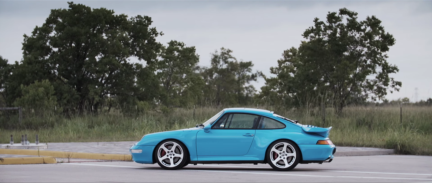 Rudyfied<a href=/rudyfied>→</a><strong>A Colorful Porsche Collector</strong>