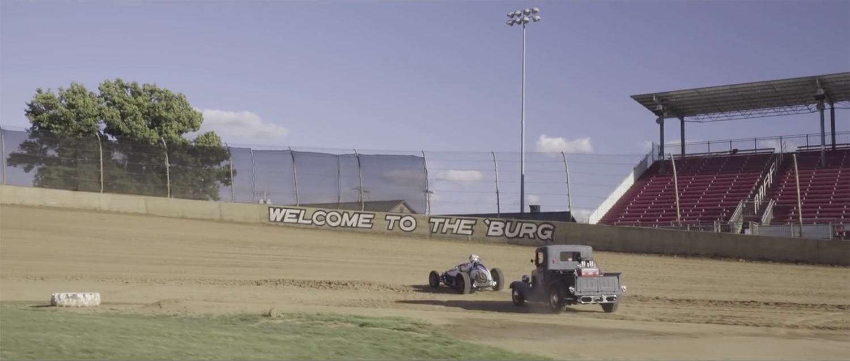 Dirt Racer<a href=/dirt-racer>→</a><strong>Under The Hood–Valvoline/eGarage</strong>