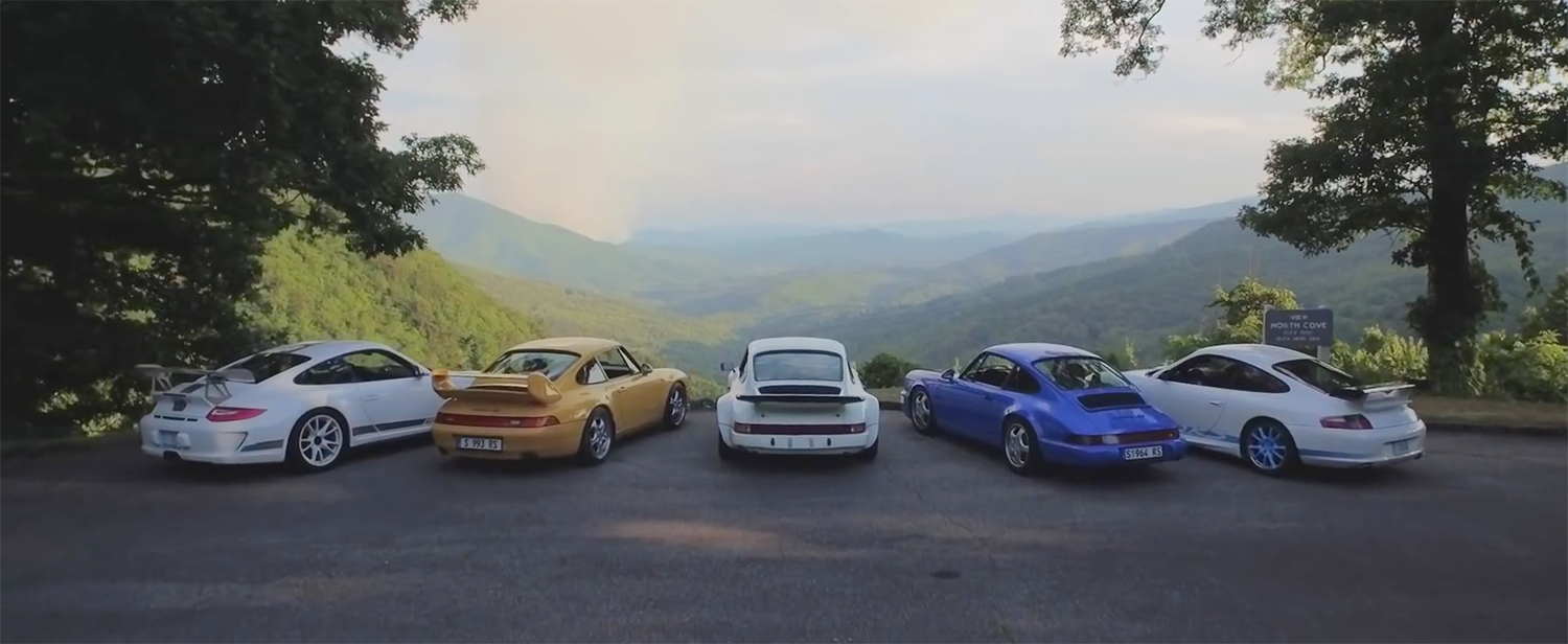 The Rennsport Collection<a href=/the-rennsport-collection>→</a><strong>The Porsche 911 RS</strong>