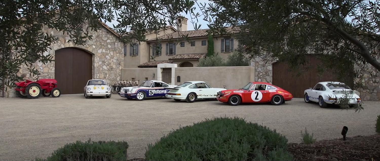 Porsche Unexpected: Napa<a href=/porsche-unexpected-napa>→</a><strong>The Ingram Collection in Nappa</strong>