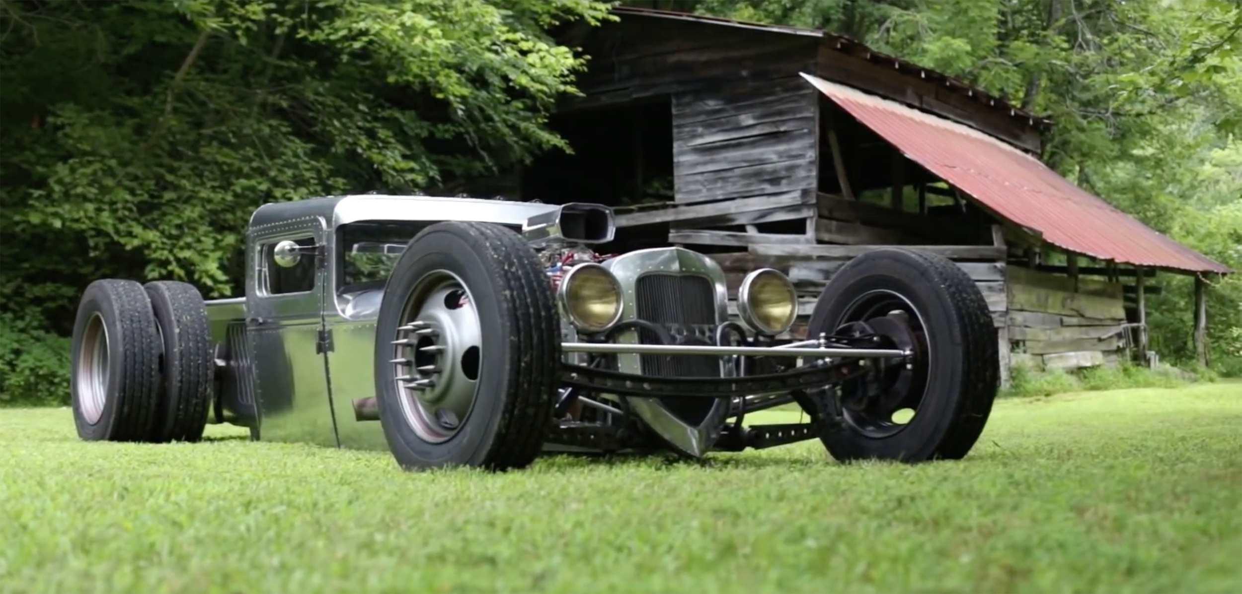 Cutworm<a href=/cutworm>→</a><strong>Not Your Father's Ford</strong>