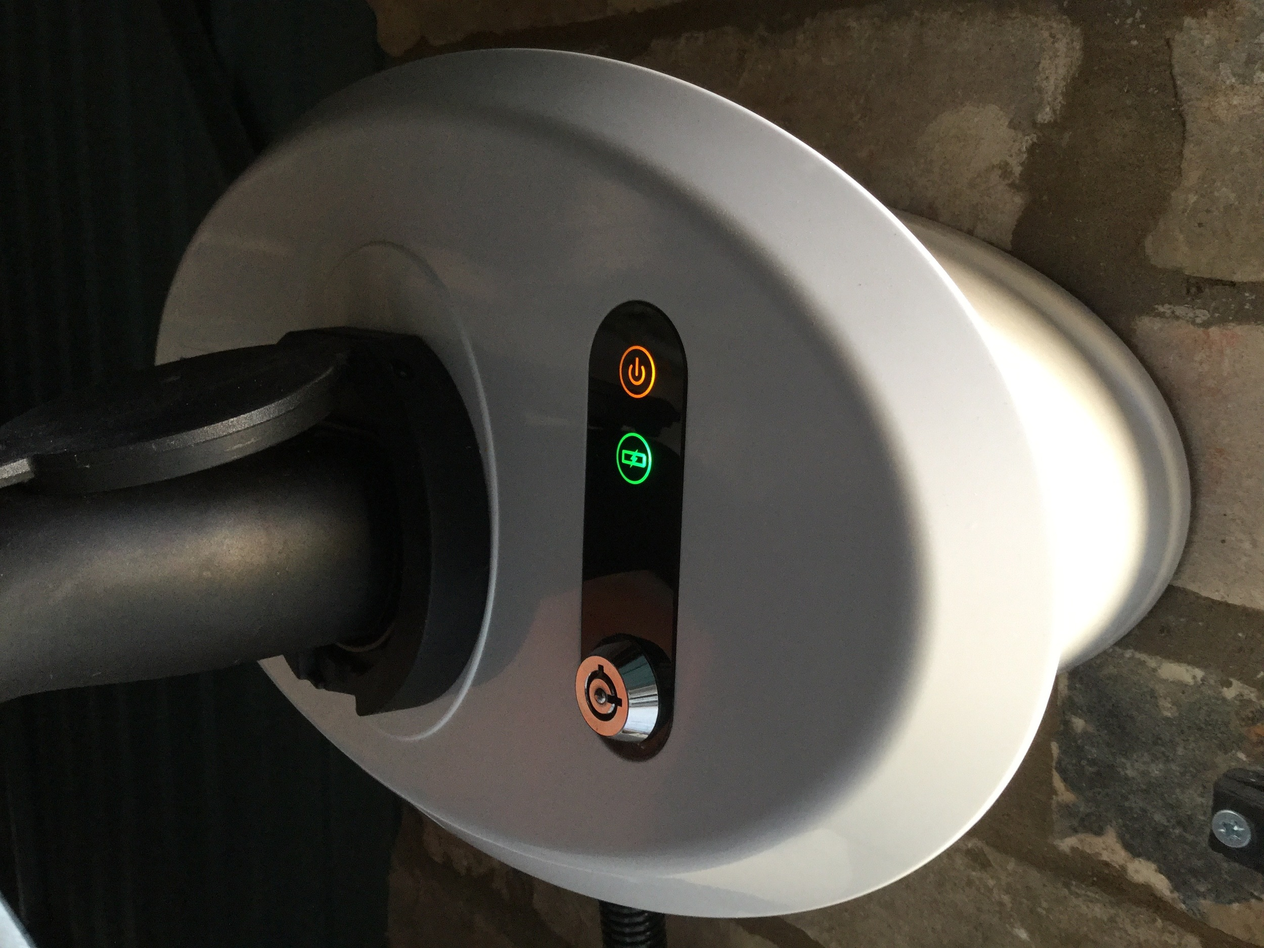 If you drive an electric vehicle, as we do, feel free to plug into our charging station whilst we chat.