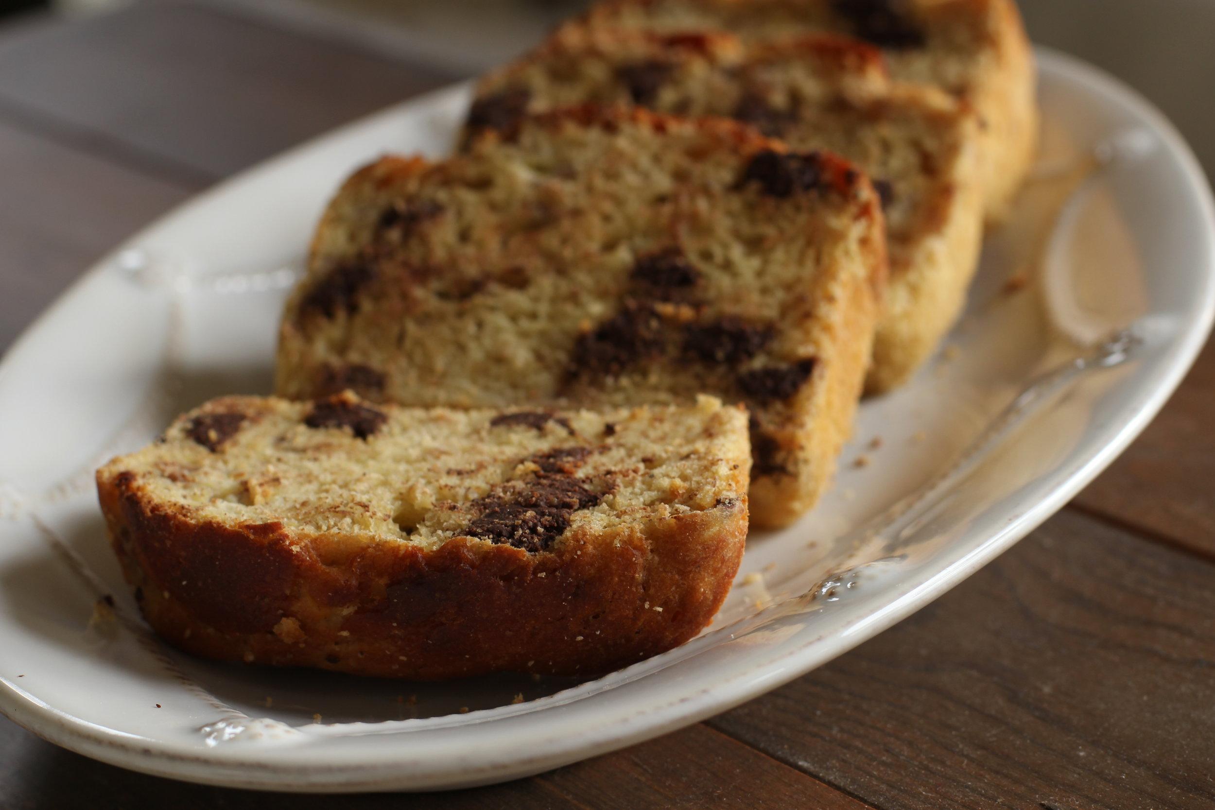 Probiotic Pumpkin Bread