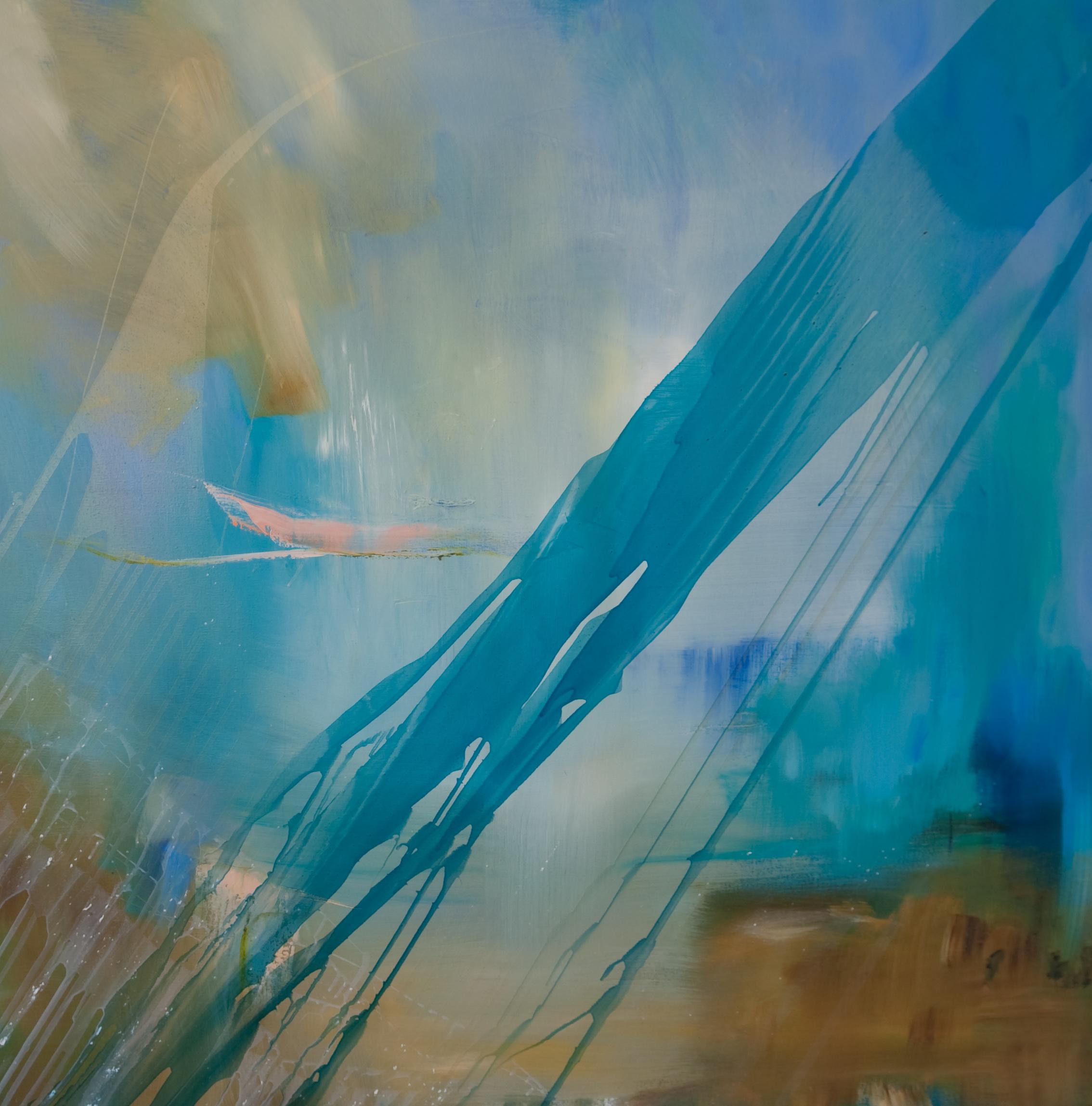 Movement in Blue oil on panel  110 x 110 cm.jpg