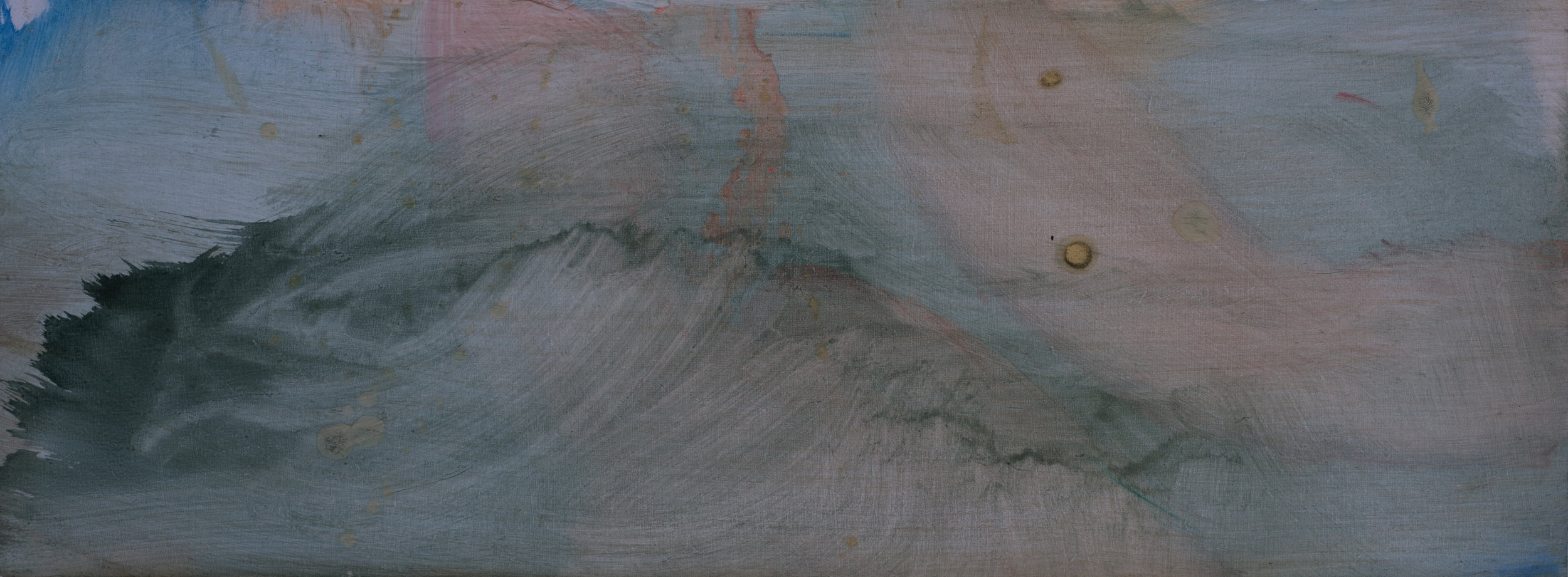 Little Epic Seascape  43 x 16 cm                 oil on panel.jpg