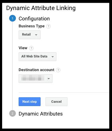 linking dynamic attributes