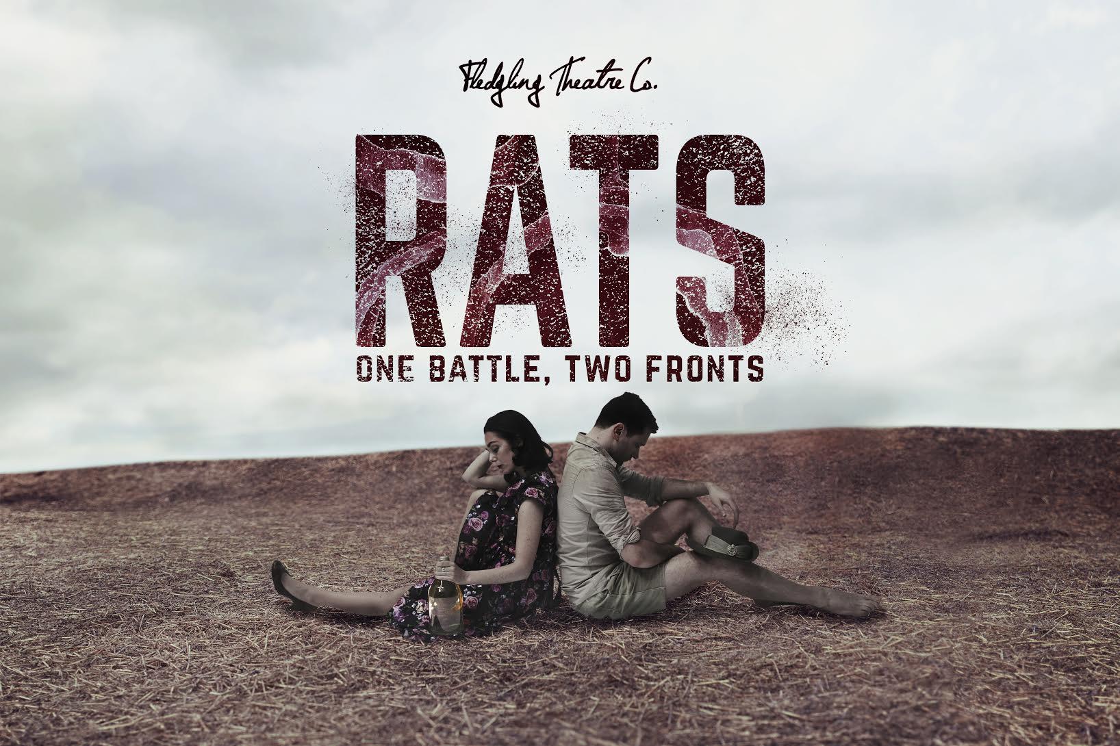 RATS Dirt/Moonshine, Old 505 Theatre 2016