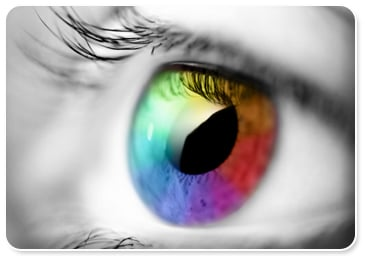 Colour Therapy - the beauty is in the eye of the beholder