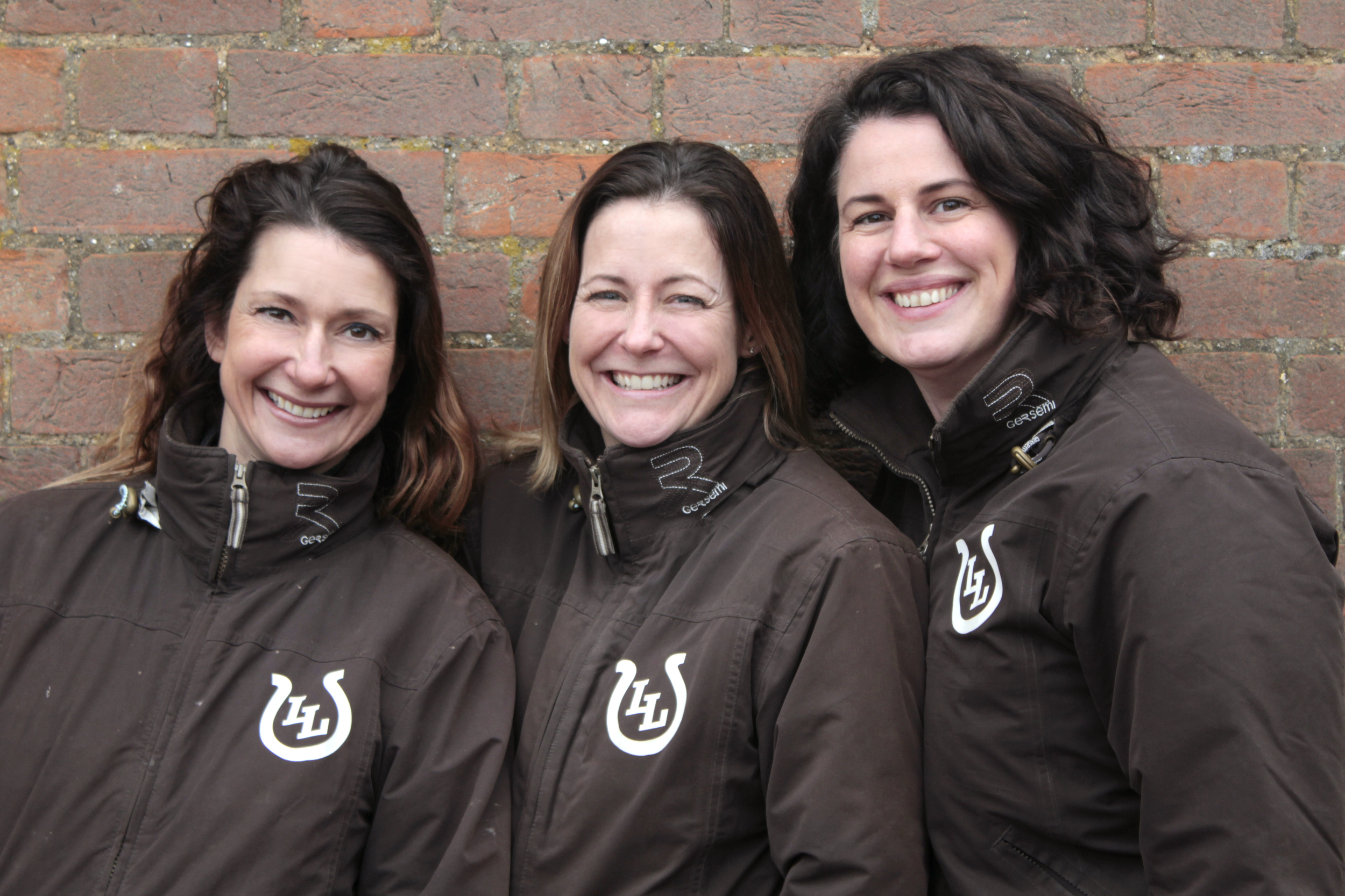 The Learning to Listen - South and Autism Angels - South Team.  From left to right, Jo Richardson, Jo Osborn and Rebecca Kelly