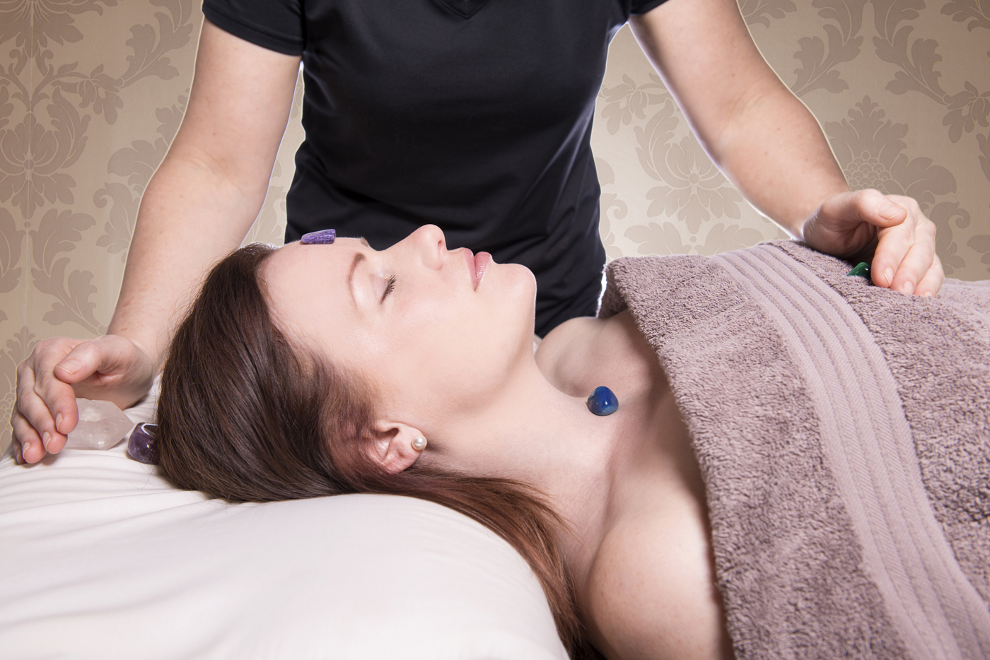 Reiki Healing - Activate your natural healing process through a system of guided life-force energy