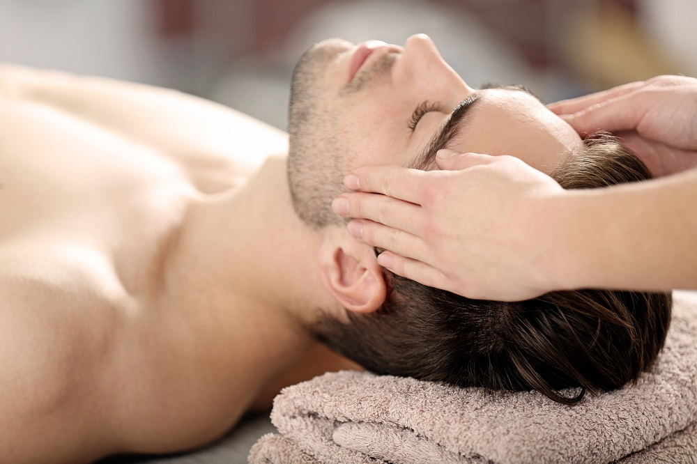 Men's Facial - A facial which focuses on a deep cleansing and exfoliation of the skin and enables you to take some time out from the fast pace of life