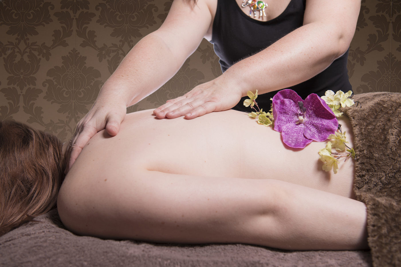 Holistic Massage - A deep tissue massage that considers the whole of you and is tailored entirely to your needs.