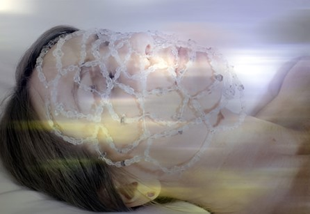 Crystal Facial - A biophotonic and anti-ageing experience for your face combing a Transformational Facial with the use of crystal therapy and the Crystalline Web