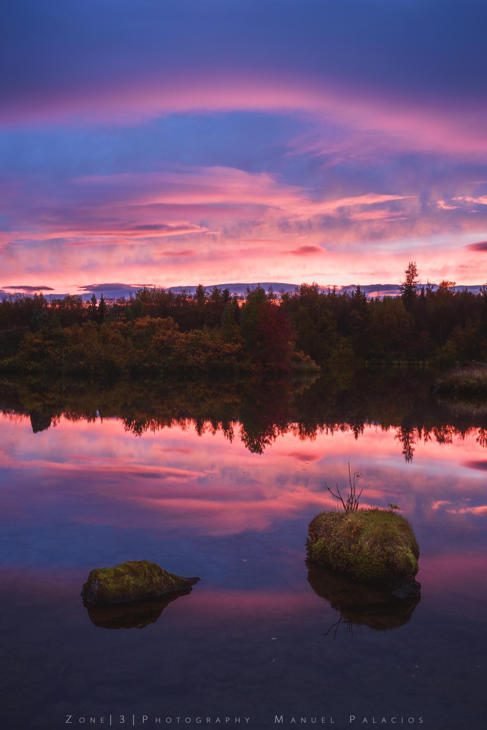 Thoughts of Mývatn