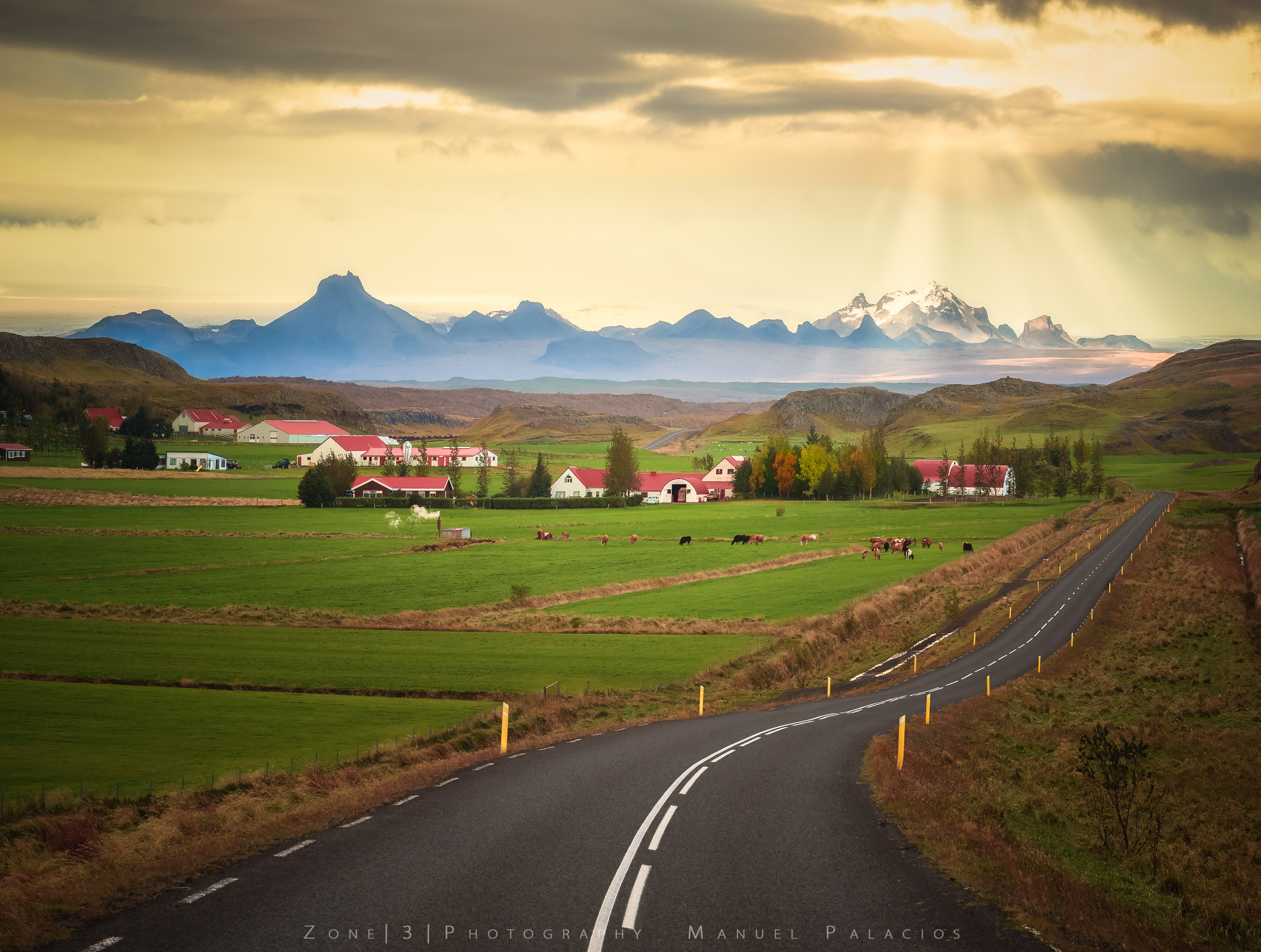 ... about the journey, Iceland.
