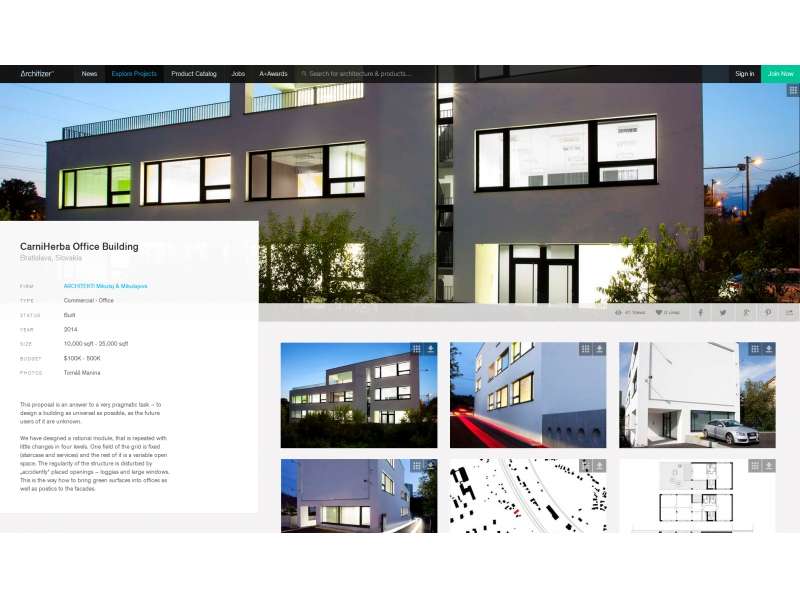 Architizer.com 10/2014