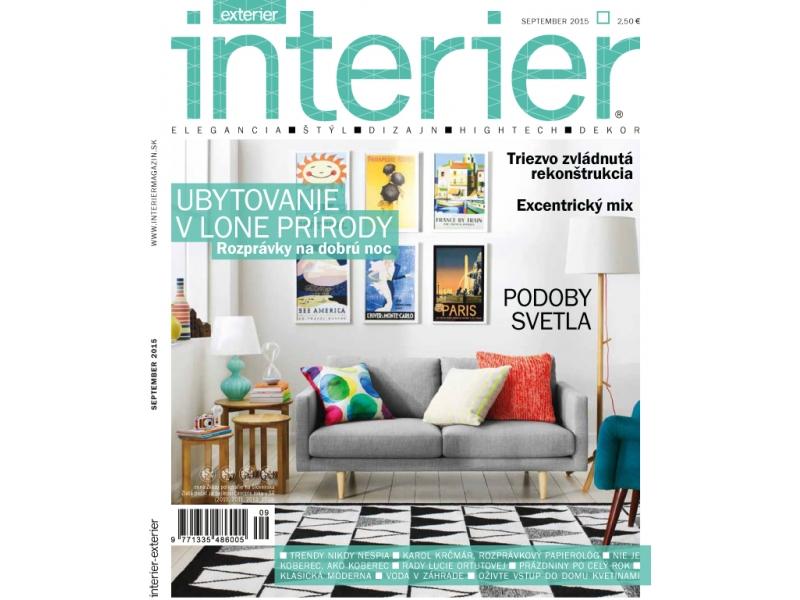 Interier Exterier 09/2015
