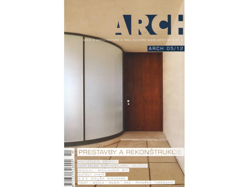 ARCH 05/2012
